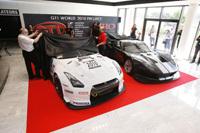 GT1: Les nouvelles Ford et Nissan officiellement présentées