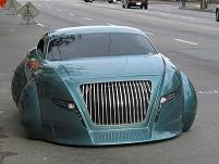 Audi TT RSQ style