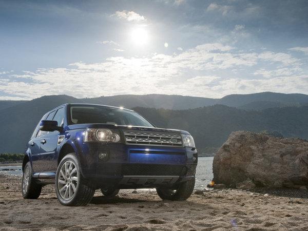 Restyling Land Rover Freelander 2 : le 4x2 arrive