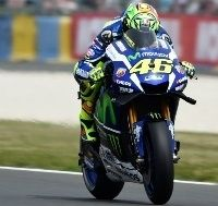 MotoGP - France J.1 : Rossi trop lent