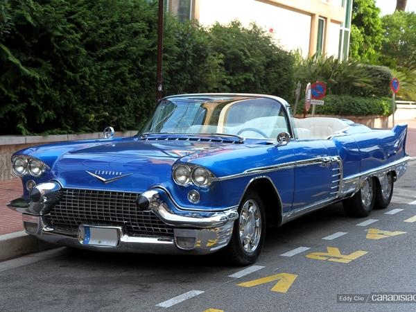 Photos du jour : Cadillac Eldorado (Réponse de quizz).