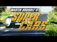 Martin Brundle's Supercars