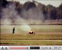 La vidéo du jour : Caparo T1 en flamme