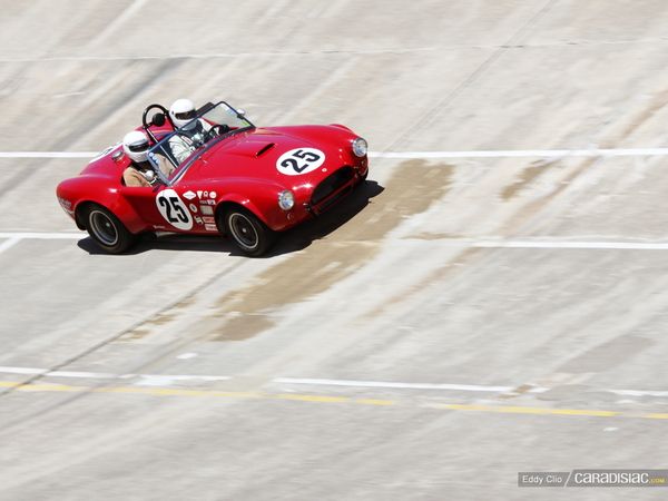 Photos du jour : Ac Cobra 289 F.I.A Continuation by Shelby