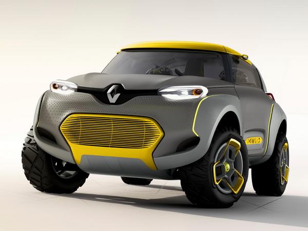 Renault travaille sur un mini crossover placé sous le Captur