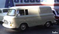 Miniature : 1/43ème - BARKAS B1000 van