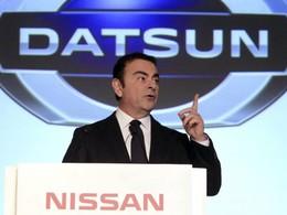 Carlos Ghosn espère proposer la Datsun à 3000 euros d'ici deux ans