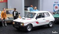 Miniature : 1/43ème - TALBOT Samba Rallye