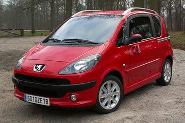 Peugeot 1007 1 6 hdi fap f vrier 2007 - Peugeot 1007 probleme porte coulissante ...