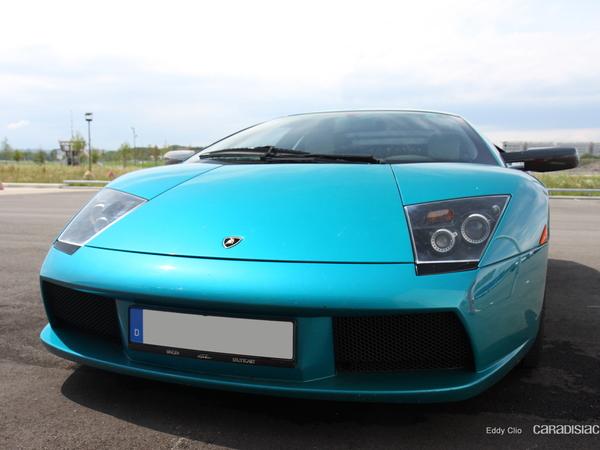 Photos du jour : Lamborghini Murcielago 40eme
