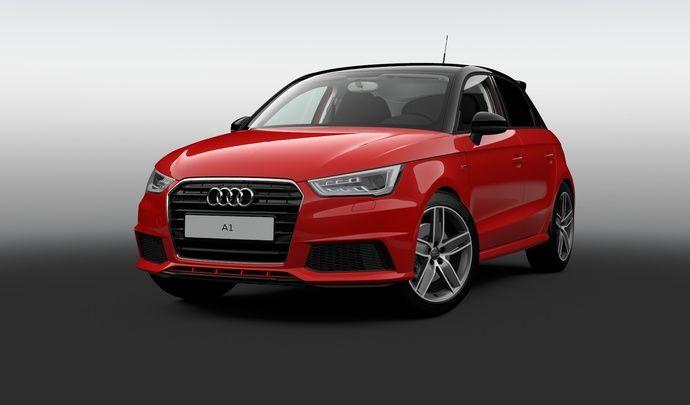 Audi lance la série spéciale A1 S