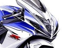 Nouvelles GSX-R et GSR en approche chez Suzuki !!