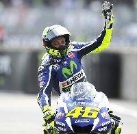MotoGP - France Rossi : « ces vingt points sont très importants »