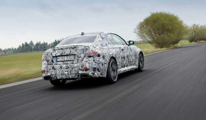 La nouvelle BMW Série 2 bientôt dévoilée