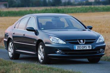 Peugeot 607 2.2 HDi bi-turbo
