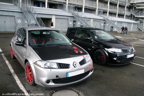 Photos du jour : Renault Megane R26-R