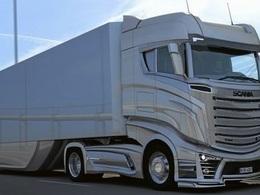Econnomie: le poids lourd Volkswagen veut les camions Scania