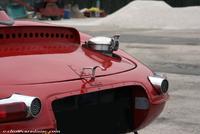 Photos du jour : Jaguar Type E Lightweight