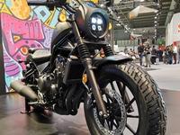 Nouveautés 2020 - Honda CMX Rebel 500: un Rebel suréquipé