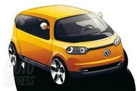 Future Volkswagen Bulli : descendante du Combi ?