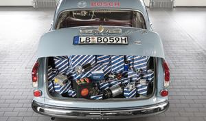 Bosch, premier équipementier automobile mondial, fait sa révolution