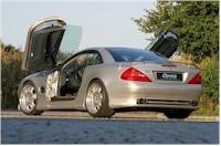 Mercedes SL By Opera Design