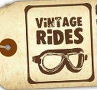 Vintage Rides au Festival de la Moto et du Scooter.