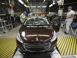 Economie: la modernisation selon Peugeot