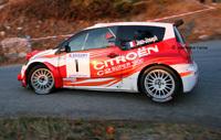 ERC Rallye d'Antibes : Jean-Jo sur la bonne voie