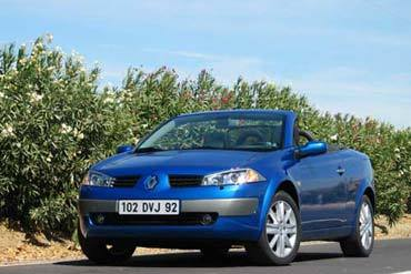 RENAULT MEGANE COUPE CABRIOLET   1.9 DCI 120