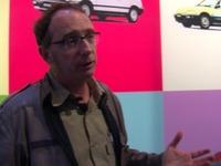 En direct du Mondial 2012 - Visite en compagnie de l'artiste Alain Bublex