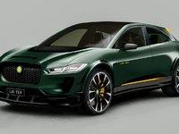 Lister virilise l'électrique Jaguar I-Pace