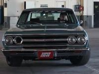 [vidéo] Une Chevrolet Chevelle qui tourne