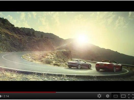 Jaguar F-Type : le film promotionnel très subversif