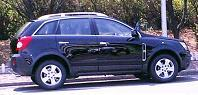 L'Opel Frontera 2 s'appellera Antara !