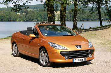 Peugeot 307 CC 2.0 HDI