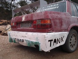 Saucisse du vendredi : Volvo Tank Abbott