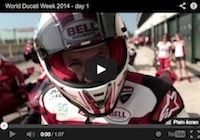 World Ducati Week 2014... en vidéos