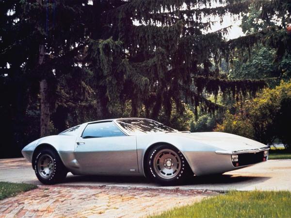 La Corvette C8 à moteur central indirectement confirmée !