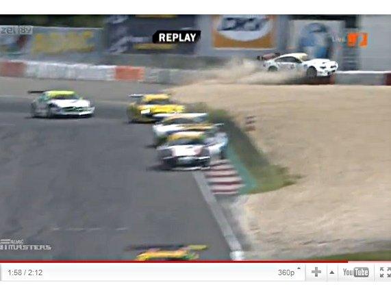 [vidéo] Le 'I Can Fly' du week-end : la BMW Alpina B6 GT3