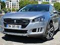 Essai - Peugeot 508 RXH 2,0 l BlueHDi 180 : la forme avant la fonction