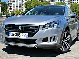 peugeot 508 rxh essais fiabilit avis photos prix. Black Bedroom Furniture Sets. Home Design Ideas