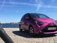 Essai vidéo - Toyota Aygo 2 (2018) : X and the city