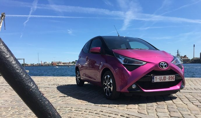 Essai vidéo - Toyota Aygo 2 (2018) : X and the city