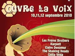 "Festival cyclo-musical en septembre en Gironde : ""Ouvre la Voix"""
