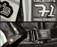 Helston's Project: cuir ou textile? Telle est la question!!!
