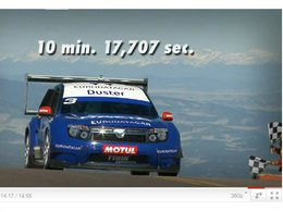 [vidéo] Pikes Peak 2011 : le clip officiel de la montée de JP Dayraut