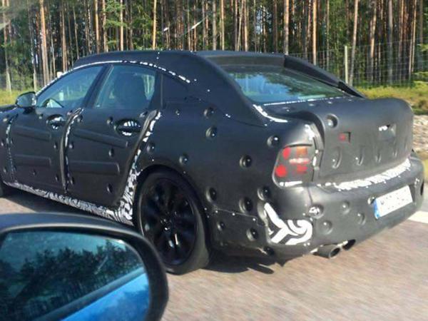 Scoop : la prochaine Volvo S90 est de sortie