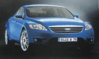 Future Ford Mondeo : un faux air de Iosis