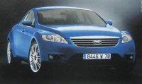 Future Ford Mondeo : un faux air de Iosis